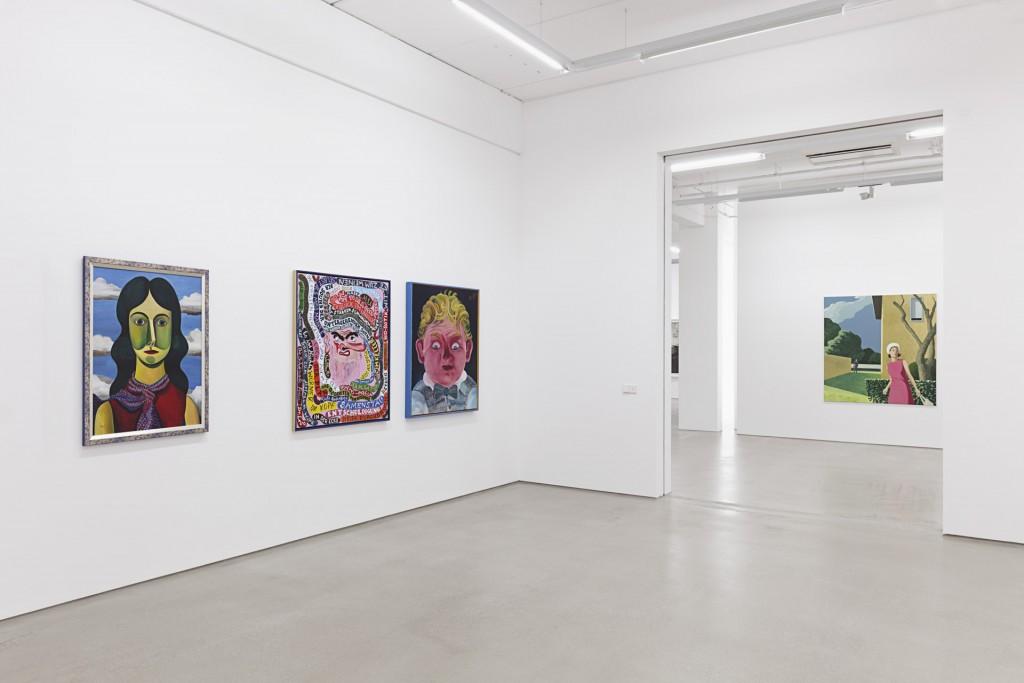 Photo: Dotgain.info © the artists / G2 Kunsthalle Leipzig / VG Bild-Kunst, Bonn 2015.