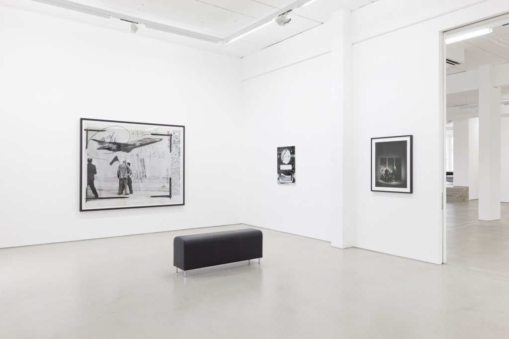 installation view of the exhibition NEW ACQUISITIONS – Hildebrand Collection, 1 February – 7 May 2017, G2 Kunsthalle Leipzig, photo: Dotgain.info, copyright the artists & G2 Kunsthalle Leipzig, VG Bild-Kunst, Bonn 2017